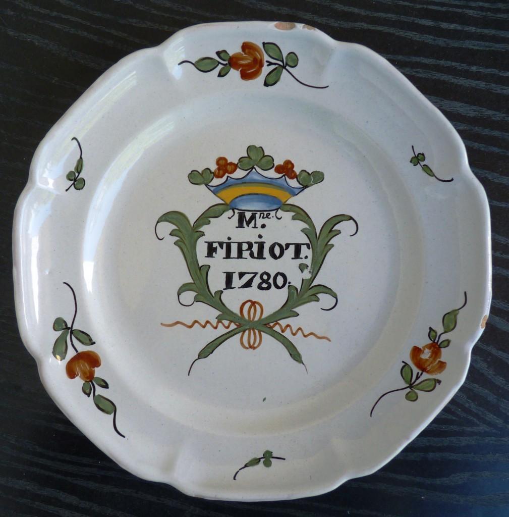 Luneville Firiot 1780